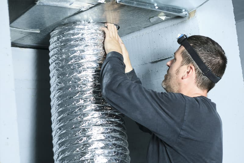 Clean Home duct