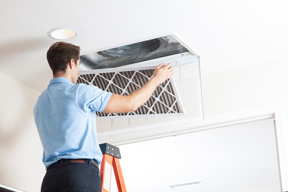 Cheap home air duct cleaning
