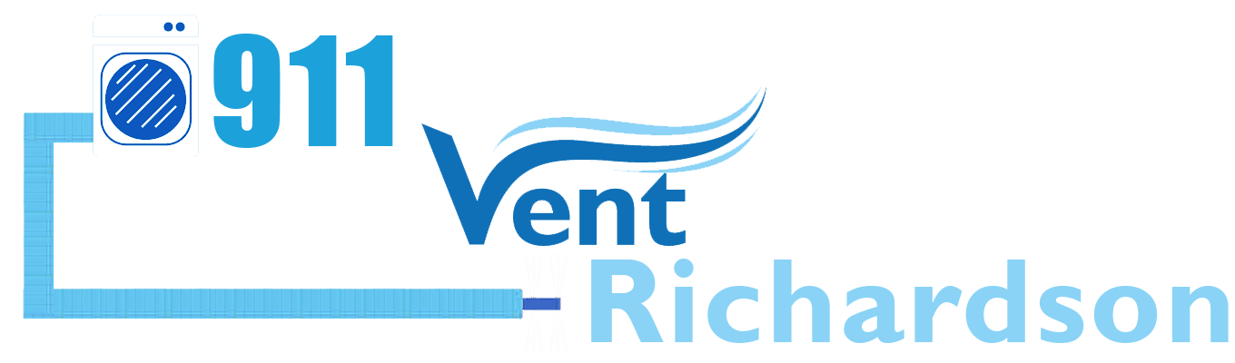 911 Dryer Vent Cleaning Richardson TX Logo